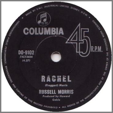 Rachel by Russell Morris