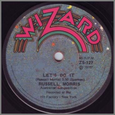 Let's Do It B/W Don't Rock The Boat by Russell Morris