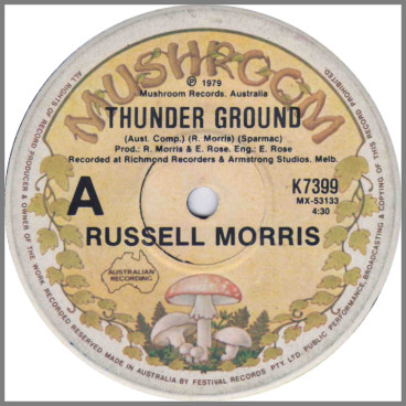 Thunder Ground by Russell Morris