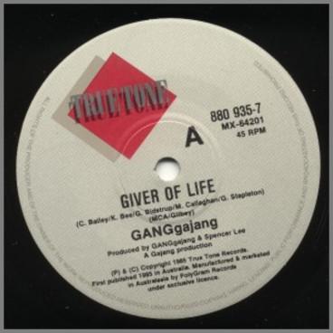 Giver Of Life by GANGgajang