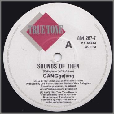 Sounds Of Then by GANGgajang