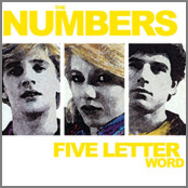 A Five Letter Word by The Numbers