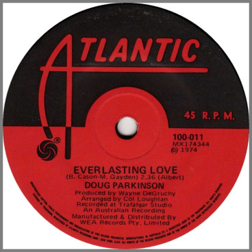 Everlasting Love by Doug Parkinson