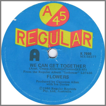 We Can Get Together by Icehouse (formerly Flowers)