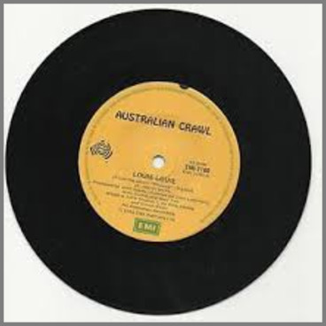 Louie Louie/Unpublished Critics by Australian Crawl