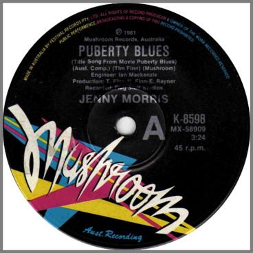 Puberty Blues by Jenny Morris