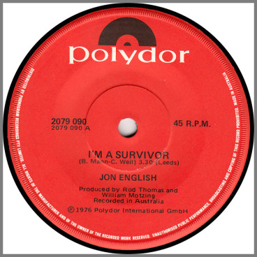 I'm a Survivor by Jon English