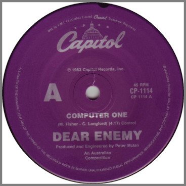Computer One by Dear Enemy