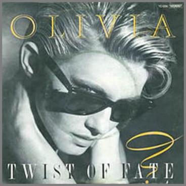 Twist Of Fate by Olivia Newton-John