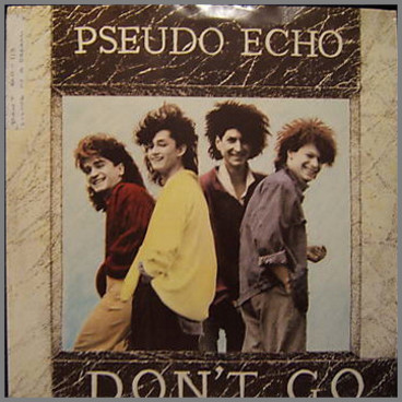 Don't Go by Pseudo Echo
