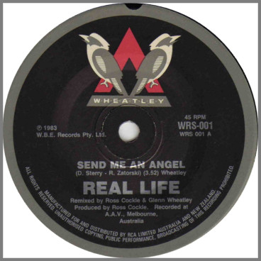Send Me An Angel by Real Life