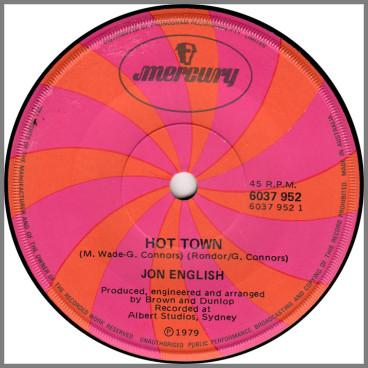 Hot Town by Jon English