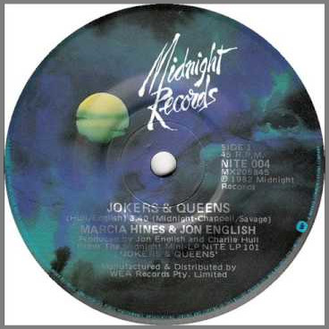 Jokers & Queens (with Marcia Hines) by Jon English