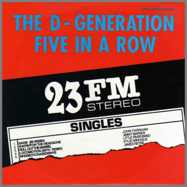 Five In A Row by D-Generation