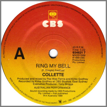 Ring My Bell by Collette Roberts