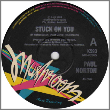 Stuck On You by Paul Norton
