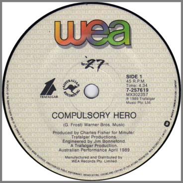 Compulsory Hero by 1927