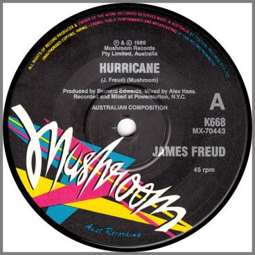 Hurricane by James Freud