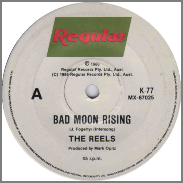 Bad Moon Rising by The Reels