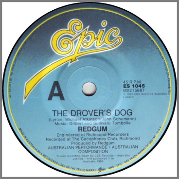 The Drovers Dog by Redgum