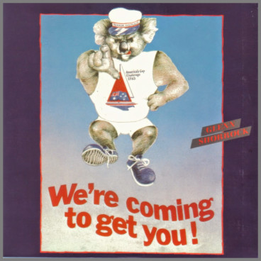 We're Coming To Get You by Glenn Shorrock