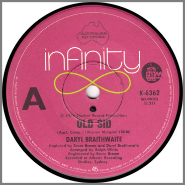 Old Sid by Daryl Braithwaite