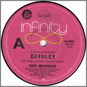 Cavalry by Daryl Braithwaite