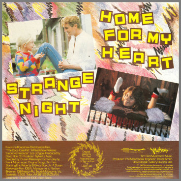 Home For My Heart by Tim Finn