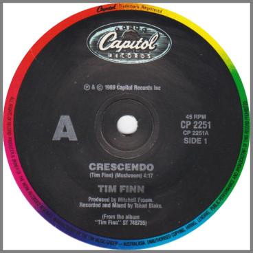 Crescendo by Tim Finn