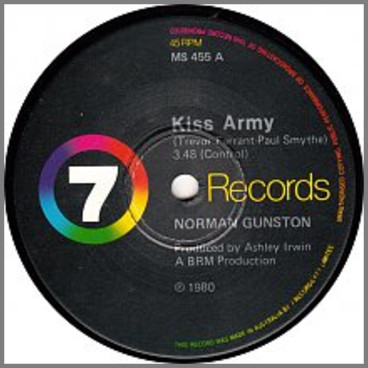 KISS Army by Norman Gunston