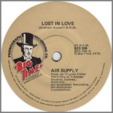 Lost In Love by Air Supply