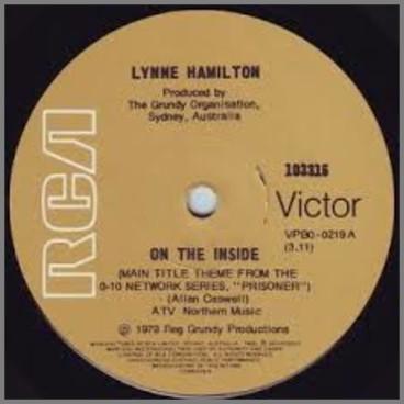 On The Inside by Lynne Hamilton