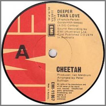Deeper Than Love by Cheetah