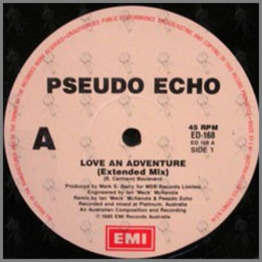 Love An Adventure by Pseudo Echo