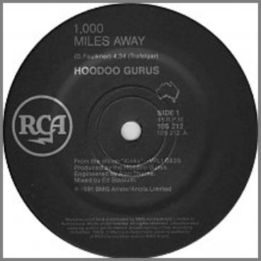 1,000 Miles Away by Hoodoo Gurus