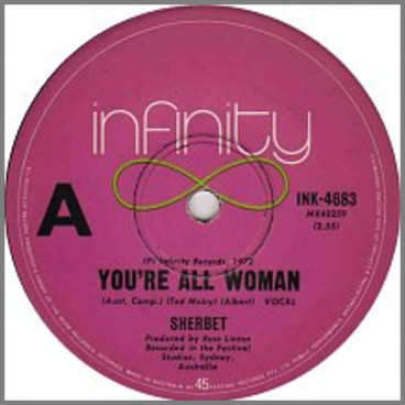 You're All Woman by Sherbet