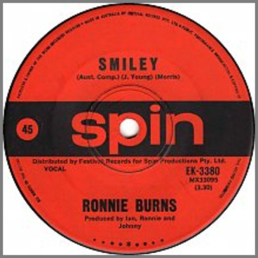 Smiley by Ronnie Burns