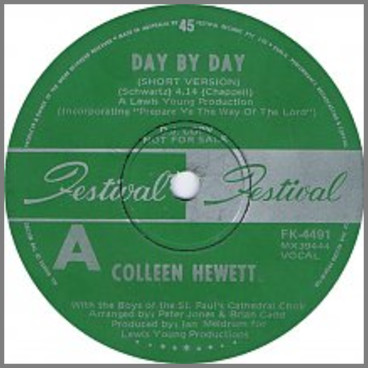 Day By Day by Colleen Hewett