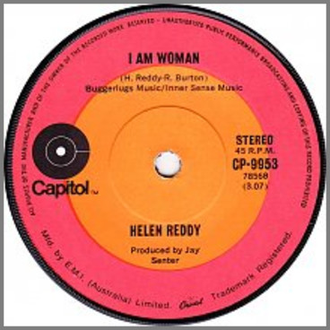 I Am Woman by Helen Reddy