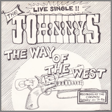The Way Of The West B/W Theres Time by The Johnnys