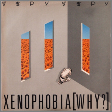 Xenophobia (Why?) by Spy Vs Spy