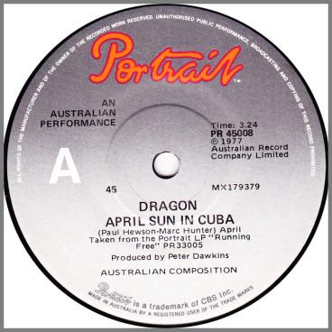 April Sun In Cuba by Dragon