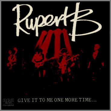 Give It To Me One More Time... by Rupert B