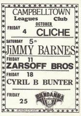 Campbelltown Leagues Club, Leumeah. NSW
