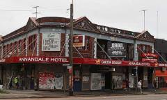 Annandale Hotel, Annandale. NSW