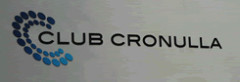 Club Cronulla, Cronulla. NSW