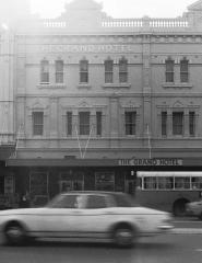 Grand Hotel, Broadway, Sydney. NSW