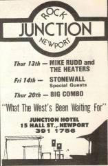 Junction Hotel, Newport. VIC