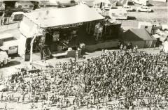Sunbury Pop Festival, Sunbury. VIC