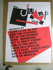 Jump Club, Collingwood. VIC